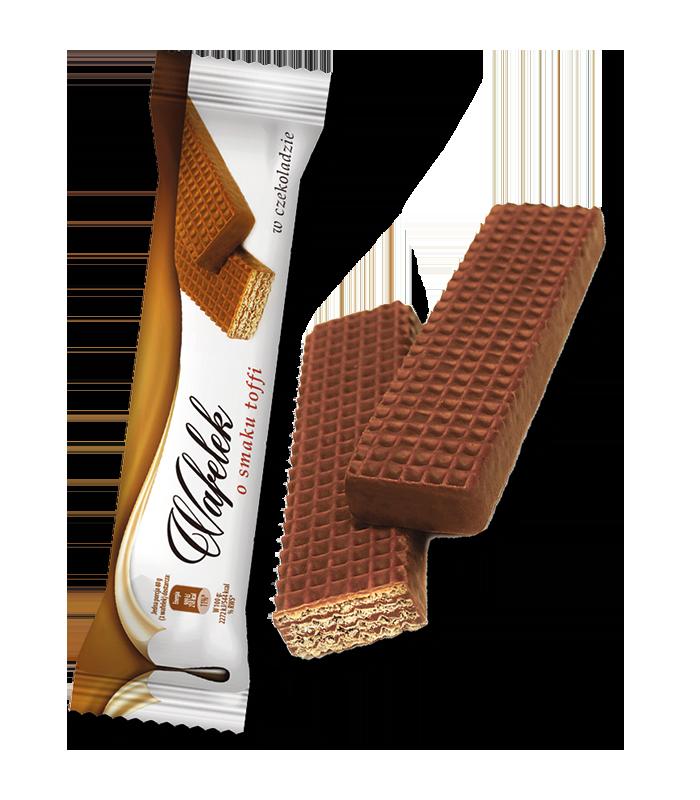 Wafelek 40g w czekoladzie