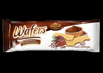 Wafle osmaku kakaowym 180g